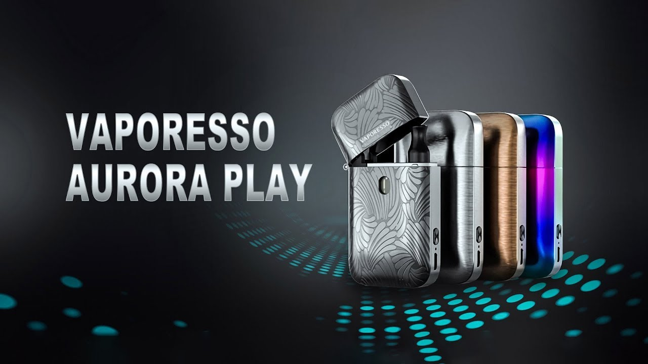 Is This Your 'Zippo' ? --- Vaporesso Aurora Play Pod System Kit