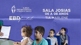 EBD INFANTIL IPMS | 20/09/2020 - Sala Josias 6 a 8 anos