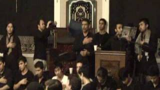 Afghan Moharram Vancouver 2009-10 Shame Ghariban
