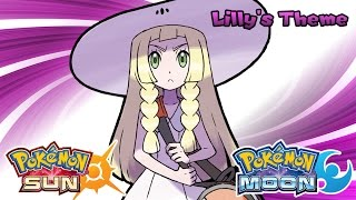 Pokemon Sun & Moon - Lillie Encounter Music (HQ)