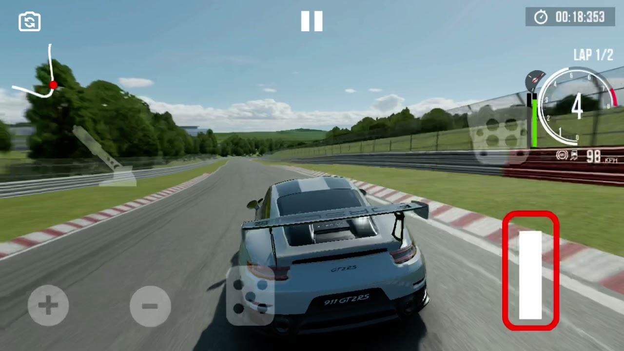 Assoluto Racing Trashing a Porsche