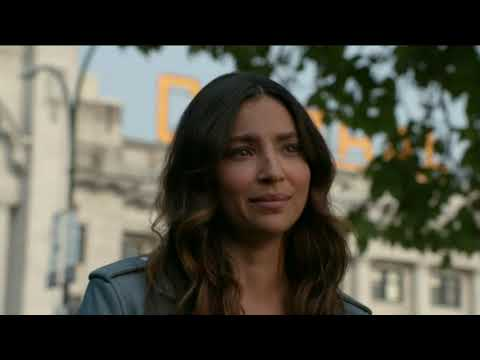 Supergirl S03EP03 Maggie says goodbye to her Dad/Kara & J´onn get back to  Earth