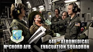 446th Aeromedical Evacuation SQ