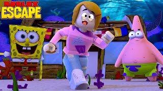 Roblox Escape The Krusty Krab! Spongebob Obby!