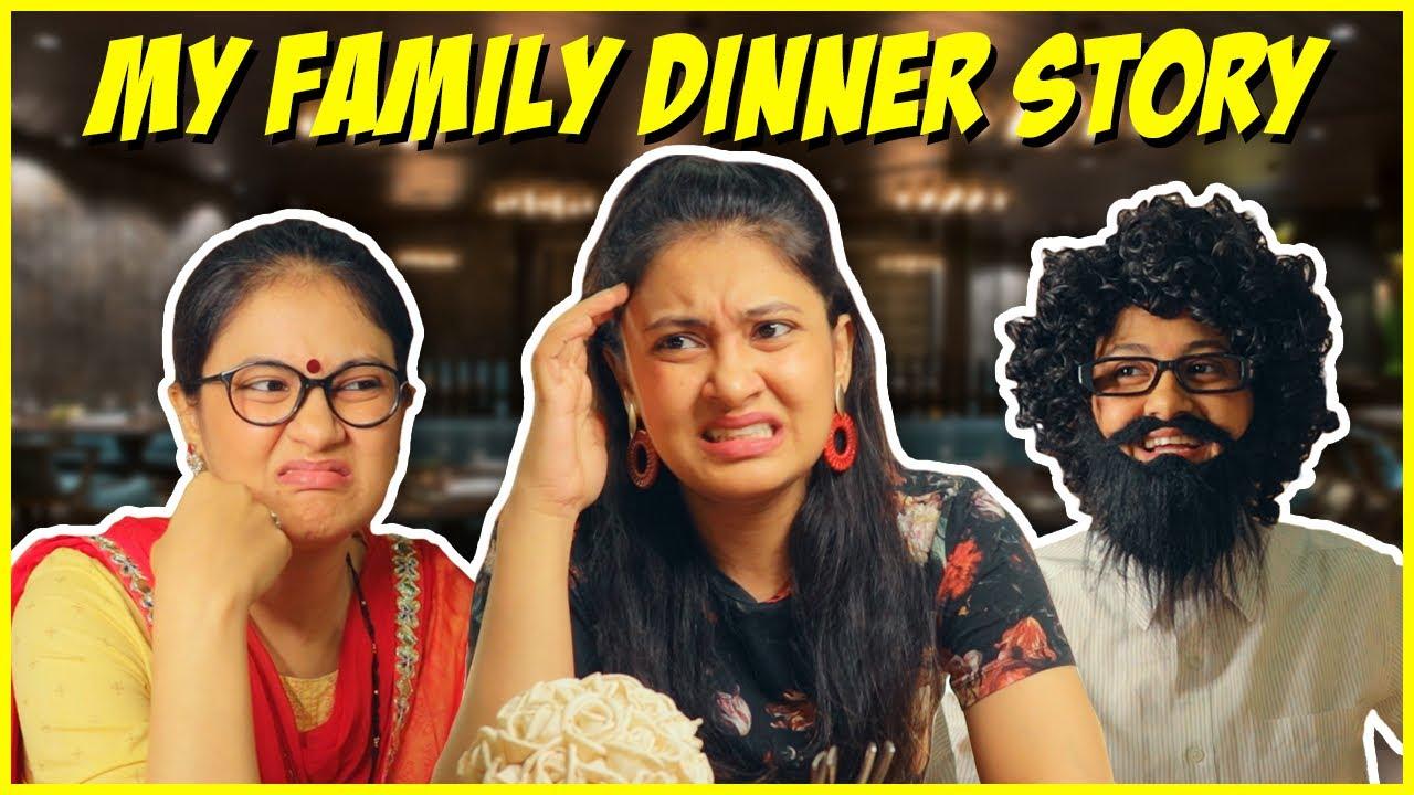 My Family Dinner Story || Mom's Birthday || Captain Nick