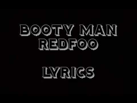 Booty man - Redfoo Lyrics