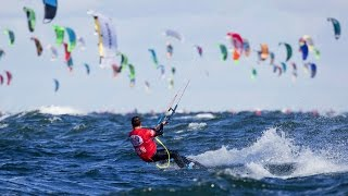 Extreme Endurance Kitesurfing Race | Red Bull Coast 2 Coast