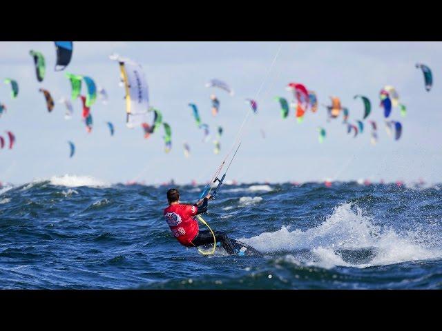Extreme Endurance Kitesurfing Race   Red Bull Coast 2 Coast