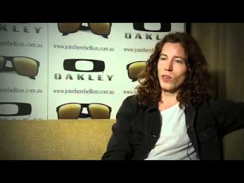 The Shaun White Interview  -  Part 1 - Transfer Snowboard Ma