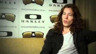 The Shaun White Interview  -  Part 1 - Transfer Snowboard Magazine