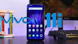 Vivo V11i  Review ស្មាតហ្វូនអេក្រង់លាតថ្មីបន្ទាប់ពី V11