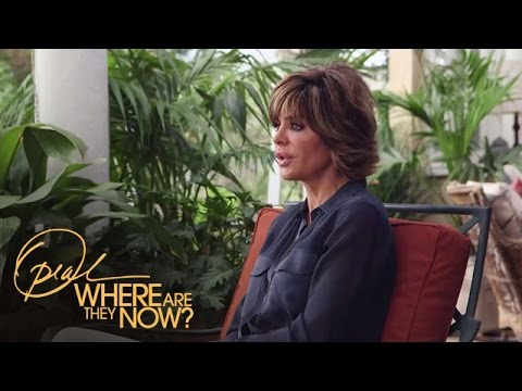 Lisa Rinna's No-Nonsense Approach to Diet and Exercise | Where Are They Now | Oprah Winfrey Network