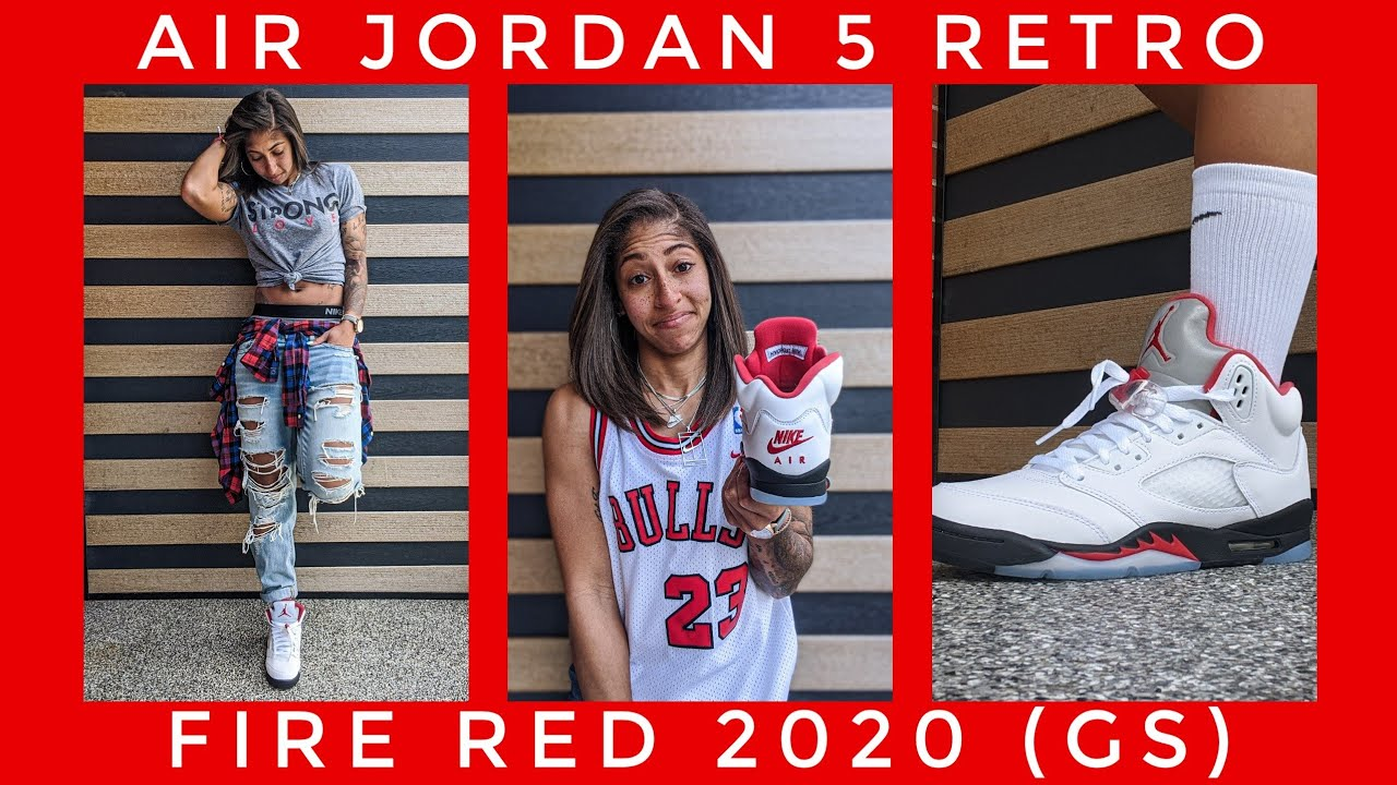 Air Jordan 13 Retro Flint 2020 Gs How To Style 5 Ways Early Look Youtube