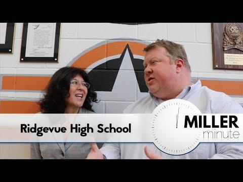 Kevin Miller Promote Our Schools – Ridgevue High School