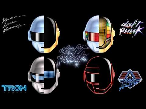 Daft Punk Mix  Technologic and The Brainwasher Loop