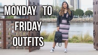 OFFICE LOOKBOOK | PROFESSIONAL OUTFIT IDEAS