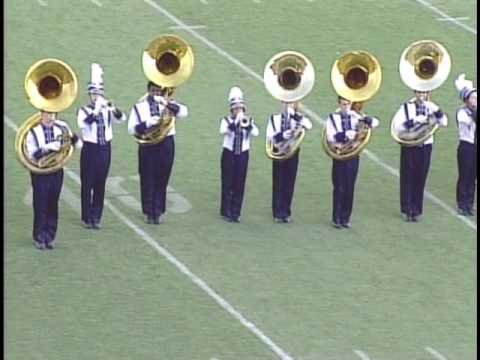 Dr Phillips High School Marching Band 2003