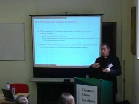 "Rafael Martínez: ""Ontological bridges and the Mind of the Universe"""
