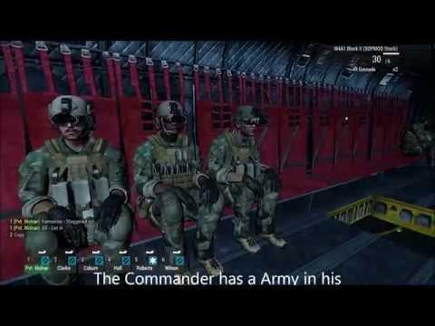 Arma 3: US Navy Seals raid Chernarus Rebellion Hideout