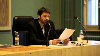 Sébastien Arsac - Actualités et inactualités de la question du droit des animaux