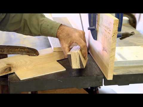 How to laminate wood with epoxy for wooden boat building (Part 1 of 2)