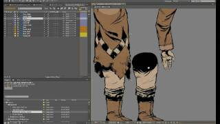 Video Lesson 1/4 | How To Rig a 2D Character Puppet in Adobe After Effects | Animation Tutorial download MP3, 3GP, MP4, WEBM, AVI, FLV Juni 2018