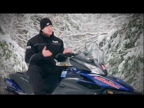 TEST RIDE: 2013 Yamaha RS Vector