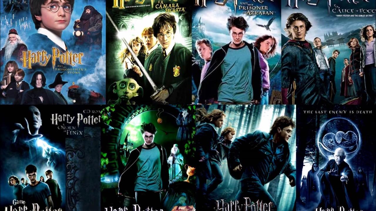 Harry Potter Movies Mega Link
