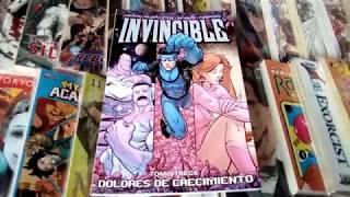 Estreno Kamite Manga! Cómics Kamite! Prison School, Invincible, Drifter, Sex Criminals, Avatar y +😱