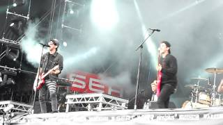 All Time Low - Lost in Stereo @ Rock am Ring 2013