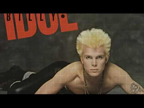 Dancing With Myself - BILLY IDOL [Lyrics] by El Albionauta