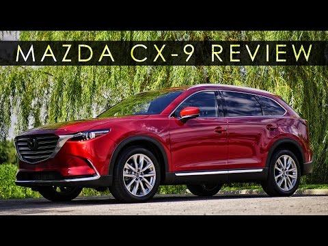 Review | 2016 Mazda CX-9 | Plump Yet Satisfying