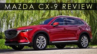 Review | 2016 Mazda CX-9 | Plump Yet Satisfying
