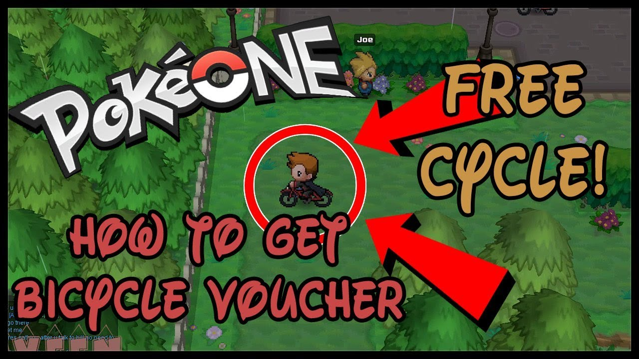 HOW TO GET BICYCLE VOUCHER Or FREE BICYCLE In POKEONE,-TAGX - VideosTube