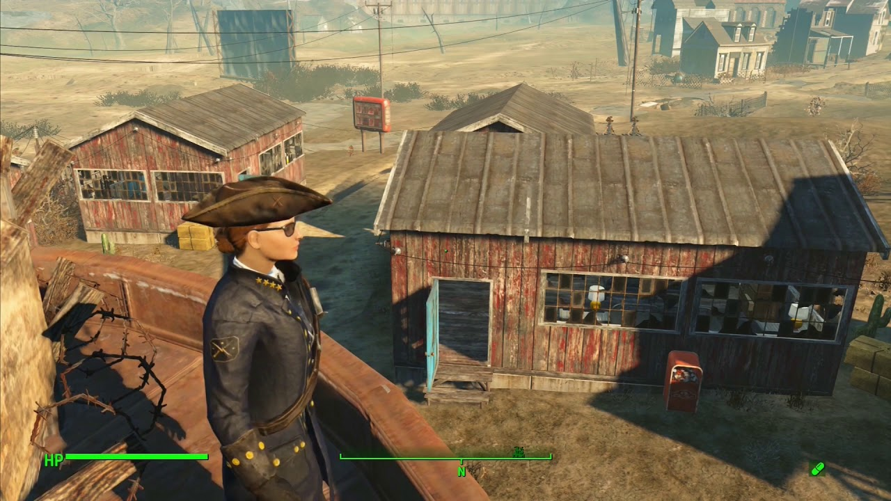 Steam Community :: Video :: Fallout 4 Settlements - Nuka-World Red