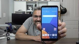 LG G6 El smartphone que cumple en todo Review
