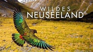 Wildes Neuseeland - Inseln am Ende der Welt - Trailer [HD] Deutsch / German (FSK: Info-Programm)