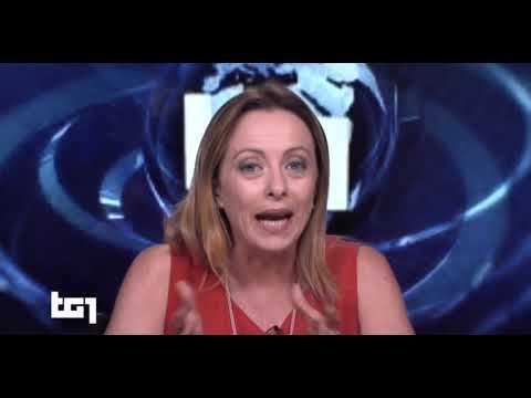 Giorgia Meloni: Ora in diretta su Rai1. Da non perdere!