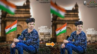 Independence day editing | Independence day editing picsart | 15 August editing Picsart |15 August