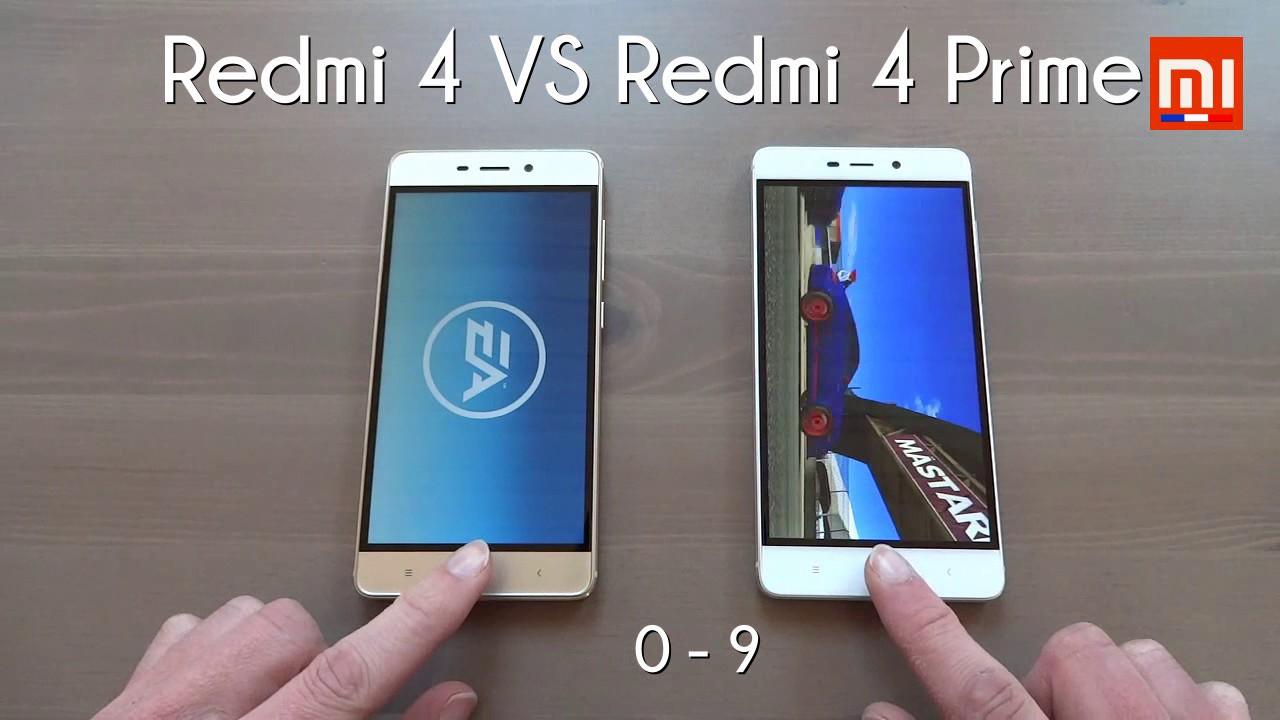 Test Xiaomi RedMi 4 Vs Prime MIUI 8 Battery Benchmark Speed