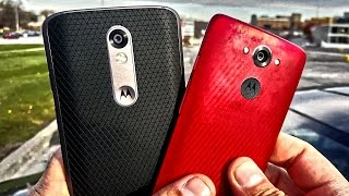 BATTLE of the Turbos - Droid Turbo 2 vs Droid Turbo
