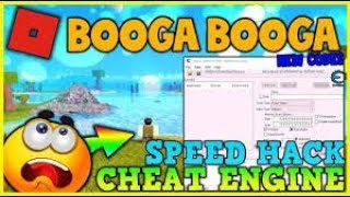 BOOGA BOOGA HACK SPEED HACK CRAFT CHEAT ENGINE ROBLOX EXPLOIT