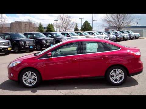 2012 Ford Focus - Groove Ford - Denver Ford Dealer
