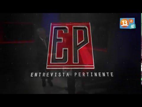 """Sebastián Piñera en """"Entrevista Pertinente"""" de Canal 13C"""