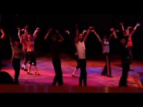 "Fresno State University Theatre presents ""Cabaret"""