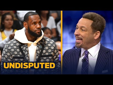 Chris Broussard agrees with LeBron on the Warriors after 2016 NBA Finals Game 6 | NBA | UNDISPUTED