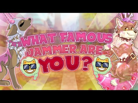 WHICH FAMOUS JAMMER ARE YOU IN ANIMAL JAM?