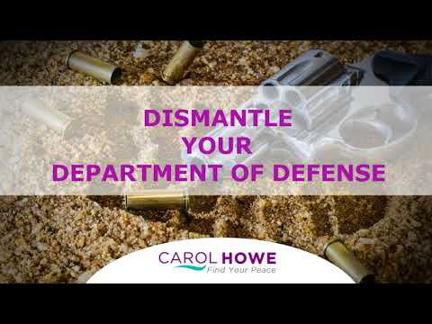 Podcast 18 - Dismantle Your *Department of Defense*
