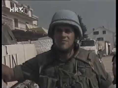 Oluja - Hrvatska Vojska napreduje prema Benkovcu - 05.08.1995