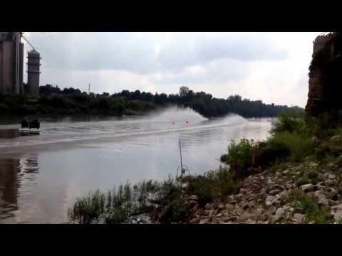 KDBA boat race Livermore KY 2013